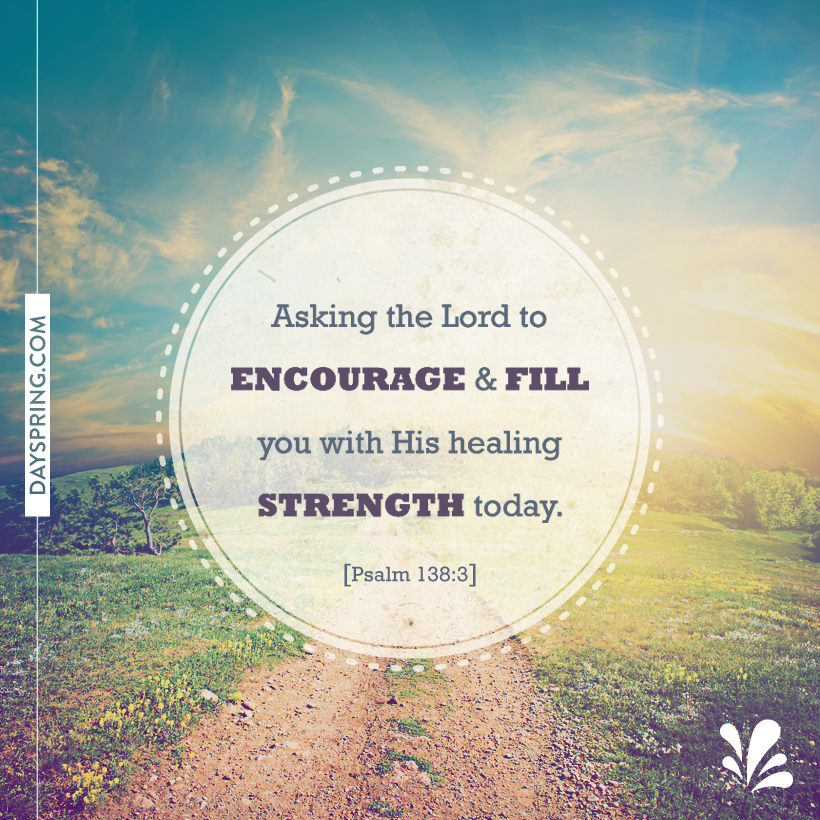 Encourage & Fill