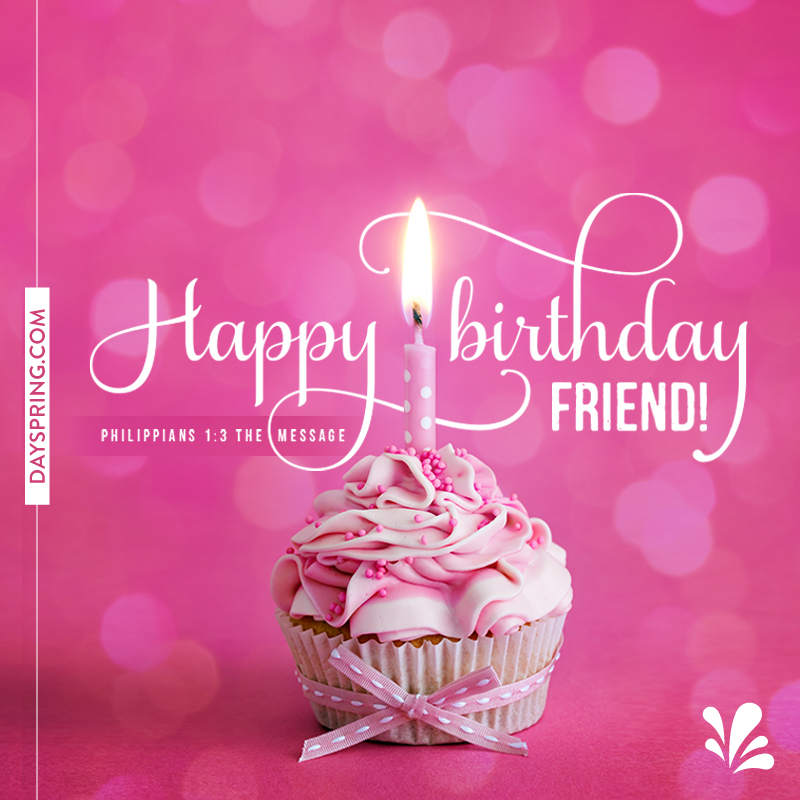 Birthday Quotes For My Female Friend: Happy Birthday Friend