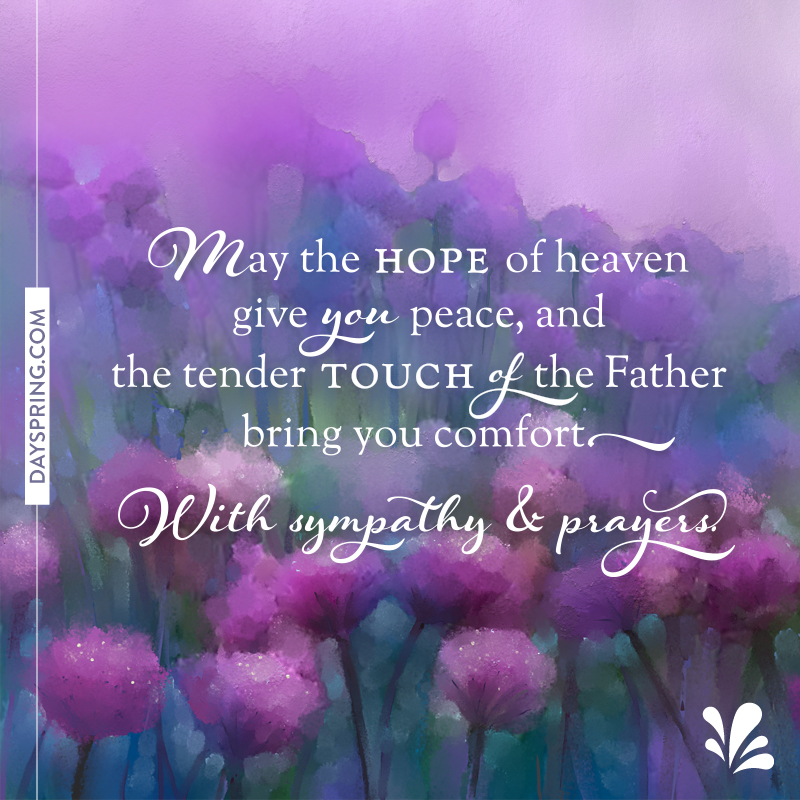 Religious Sympathy Quotes For Loss Of Mother: Sympathy Ecards