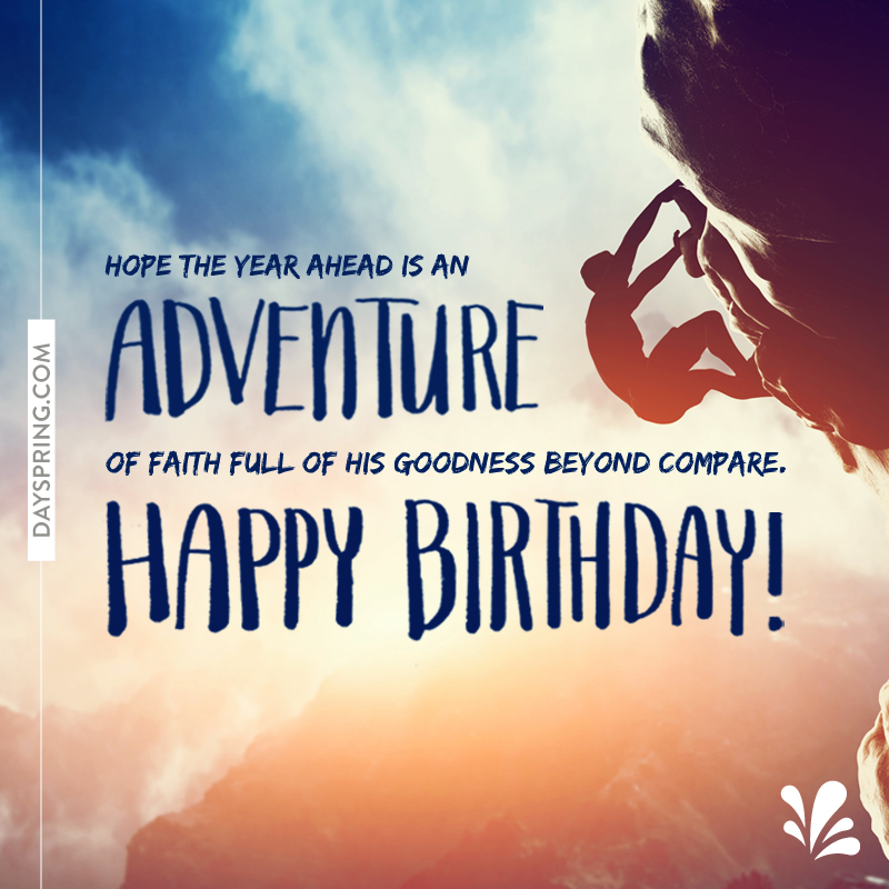 adventure of faith ecards dayspring