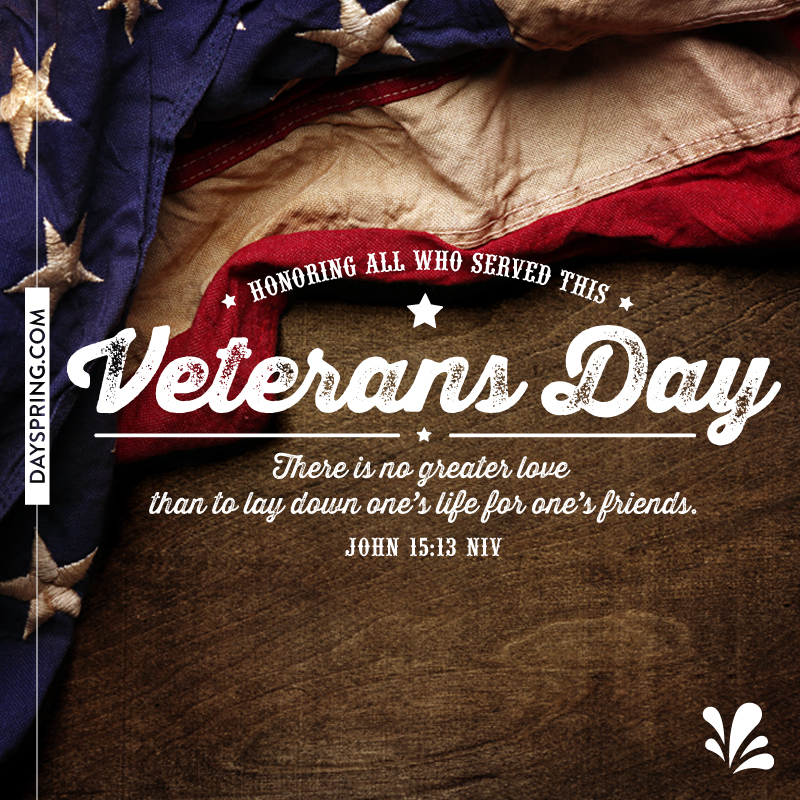 Veterans day ecards dayspring no greater love veterans day m4hsunfo