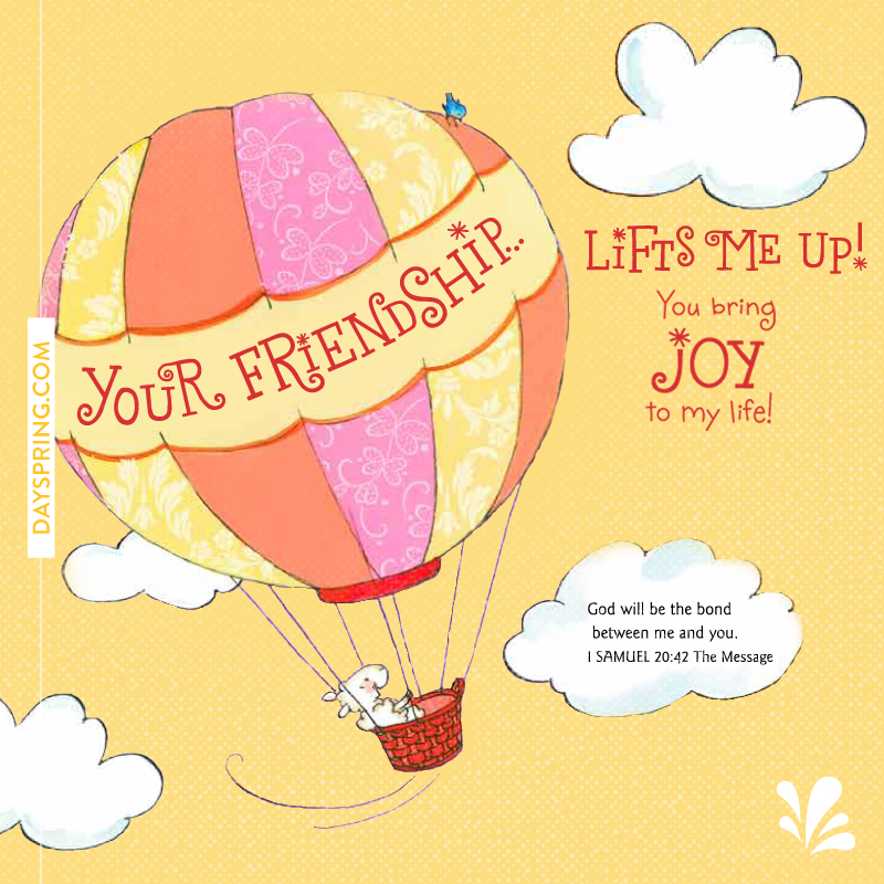 friendship ecards dayspring