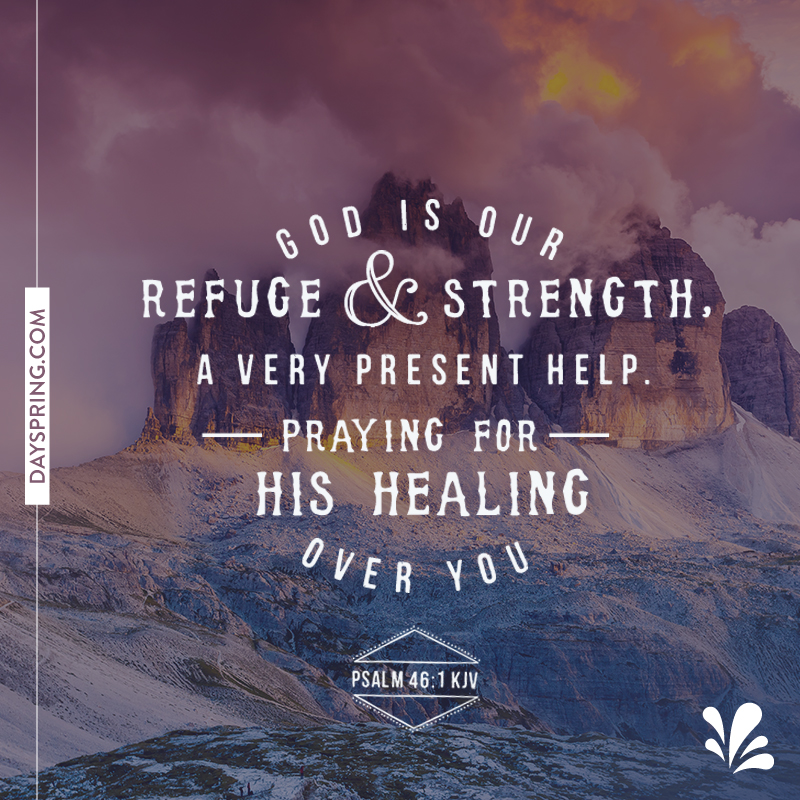 Refuge & Strength