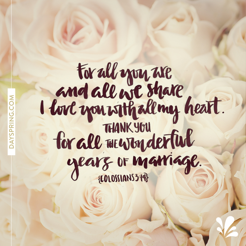 Anniversary ecards dayspring with all my heart anniversary m4hsunfo