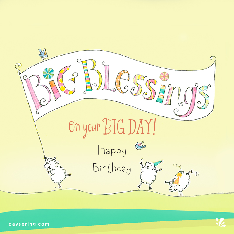 Birthday Ecards Dayspring