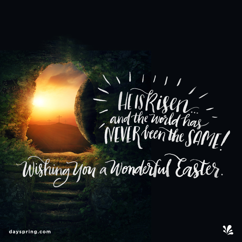 Wonderful Easter