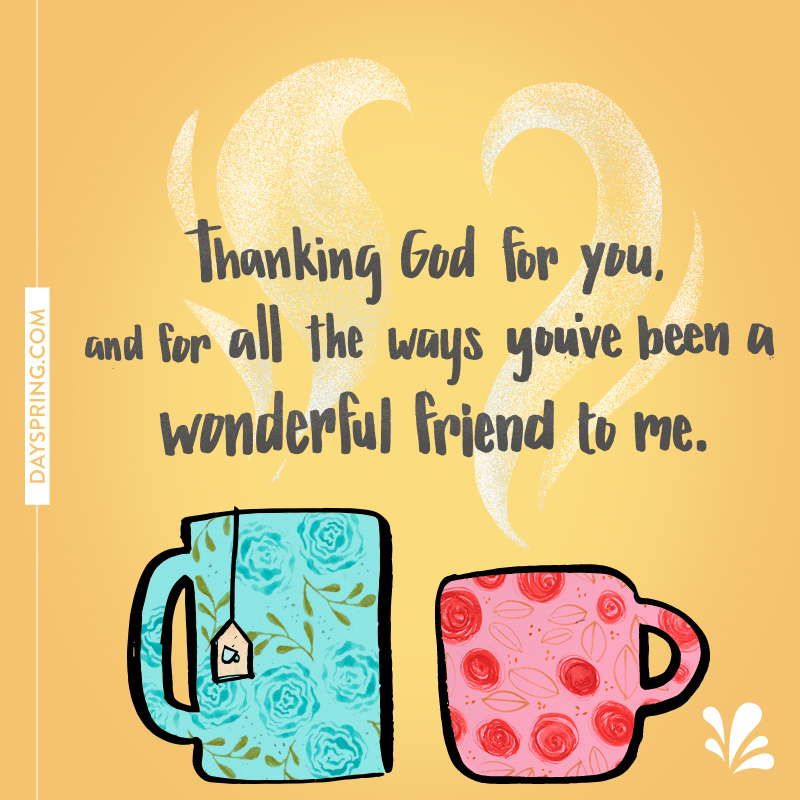 Wonderful Friend Ecards Dayspring