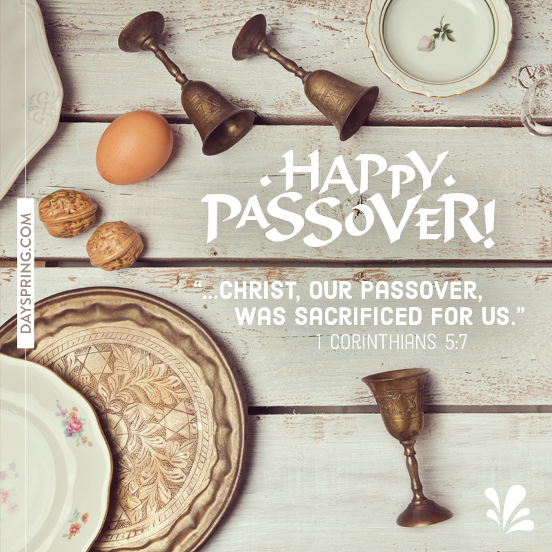 Passover: Remembrance Of Him