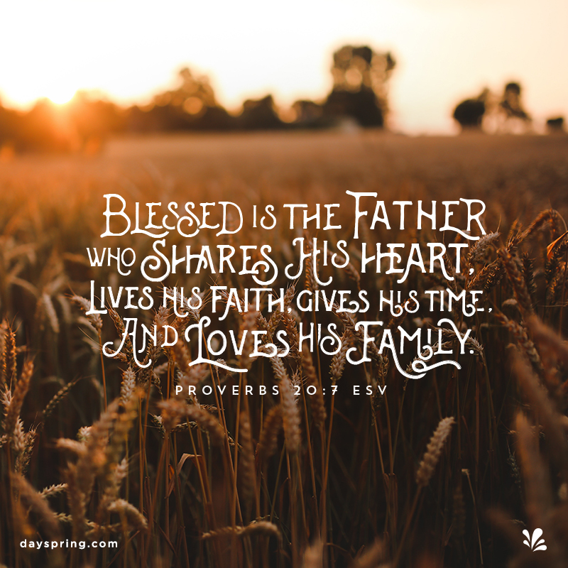 Blessed Father