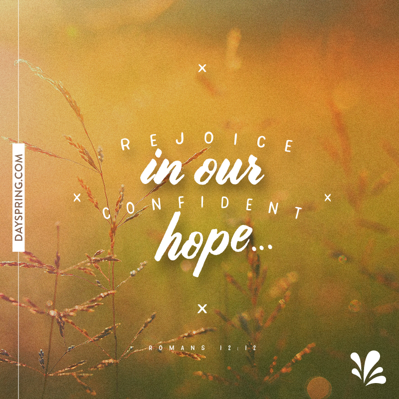 Rejoice in Hope