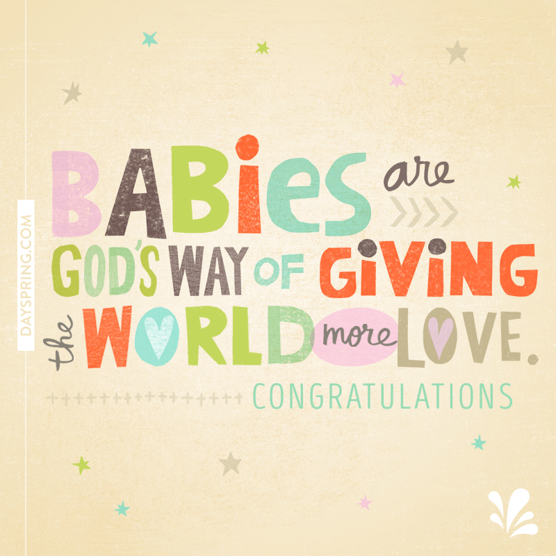 Image result for congratulations on your baby