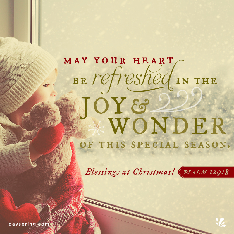 Joy & Wonder of Christmas