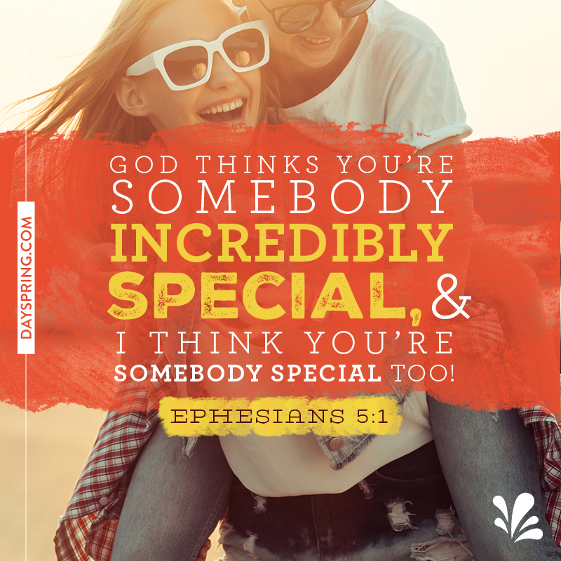 Somebody Special