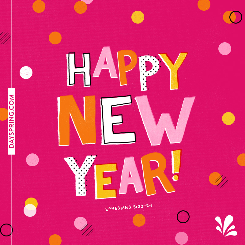 Happy New Year! | Ecards | DaySpring