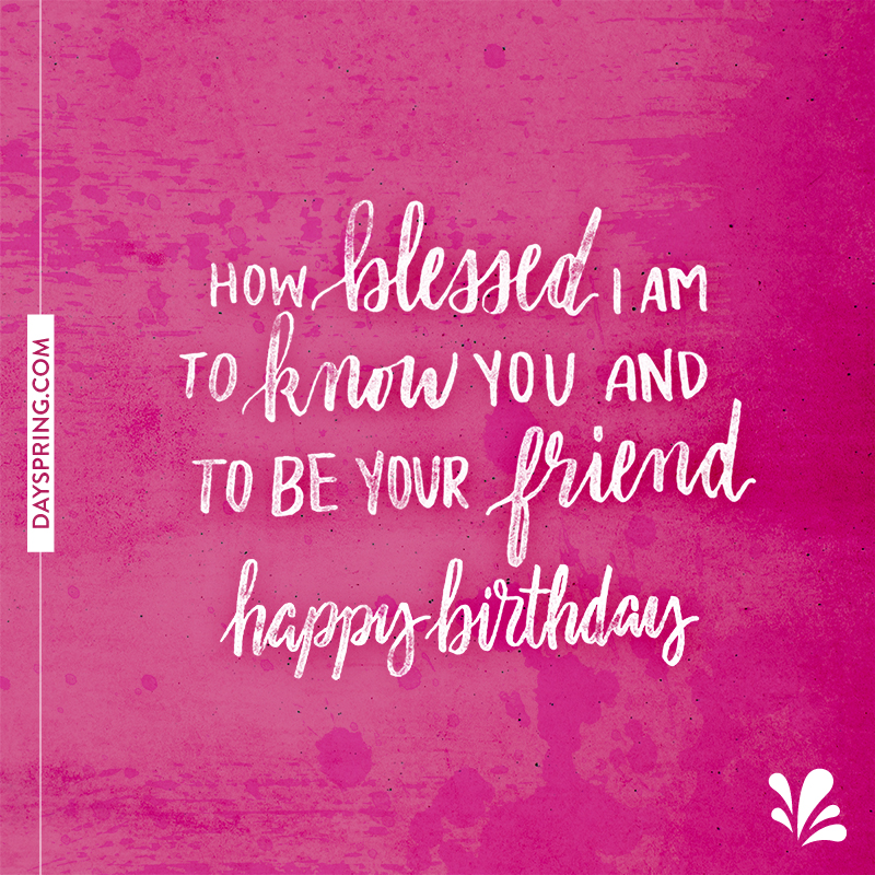Birthday Ecards – Christian Birthday Verses for Cards
