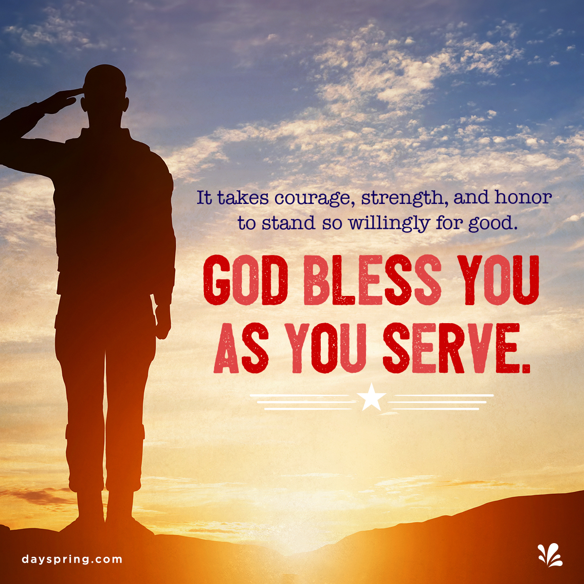 As You Serve