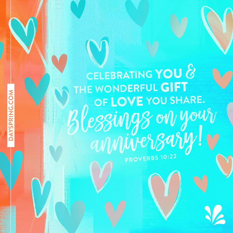 Anniversary ecards dayspring the love you share m4hsunfo