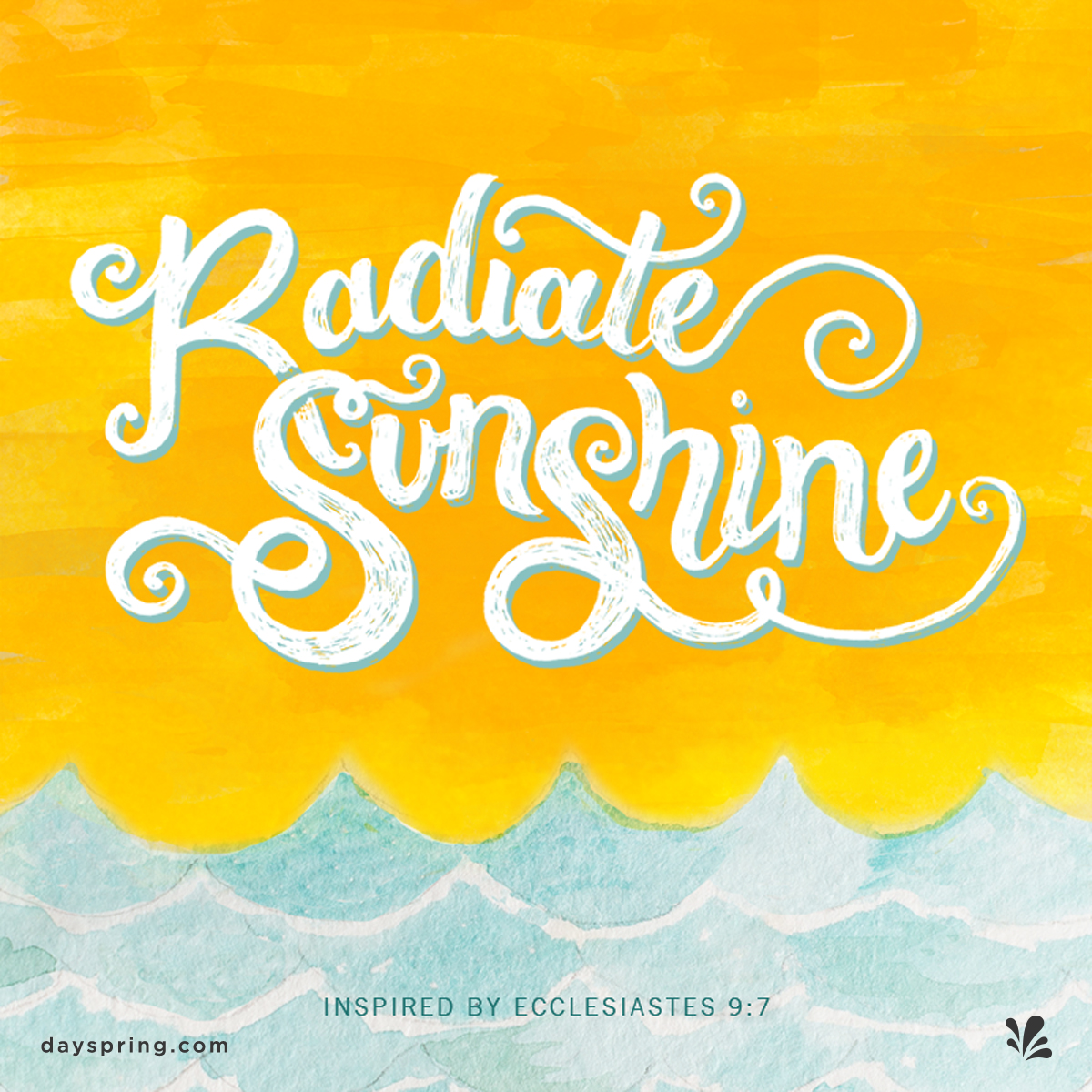 Radiate Sunshine