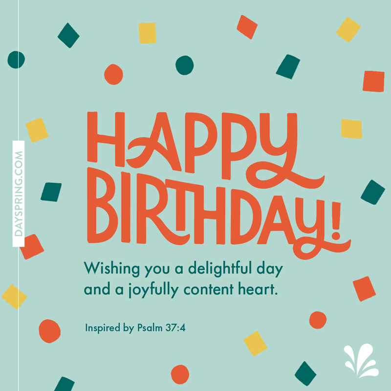 Happy Birthday Ecards Dayspring