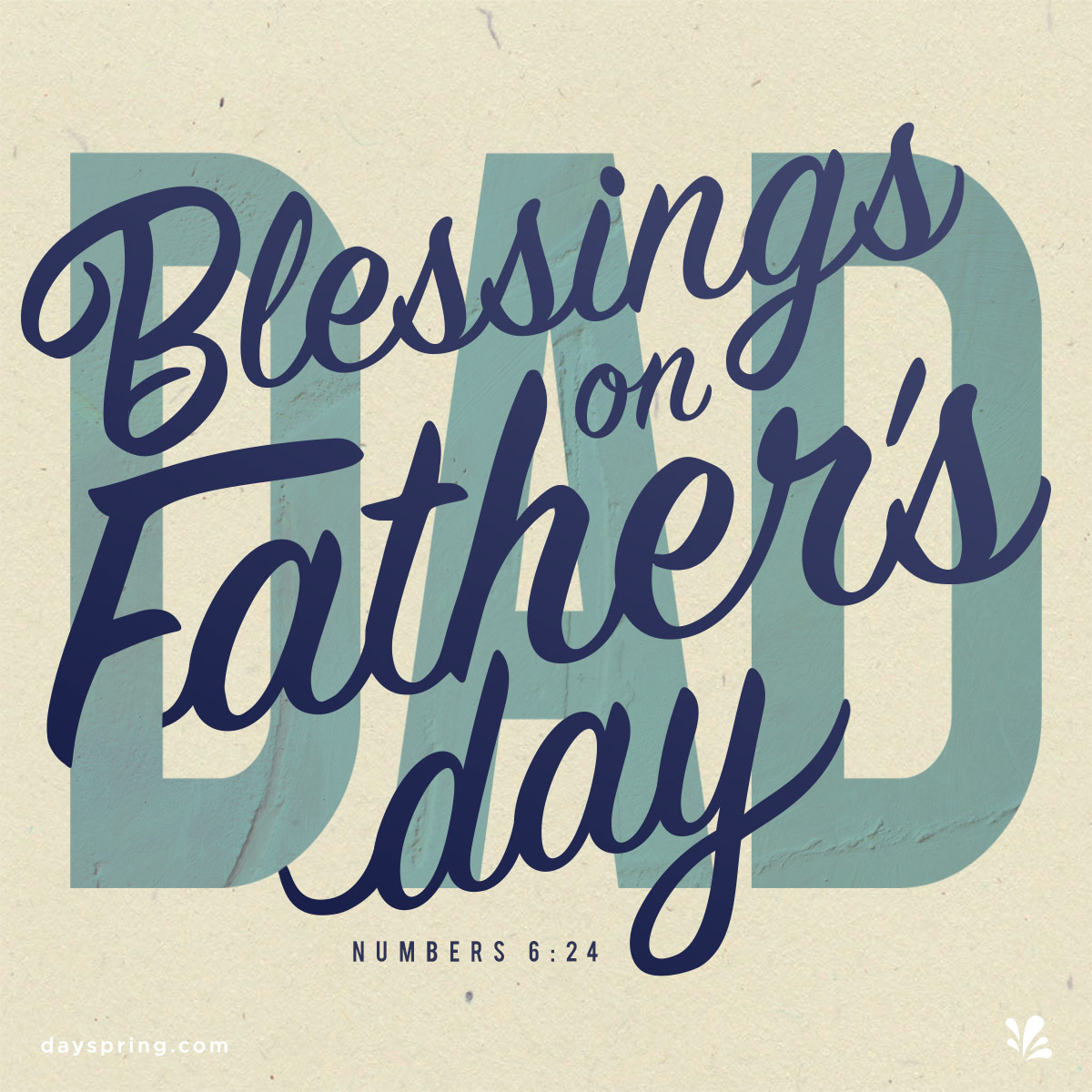 Father's Day Blessings