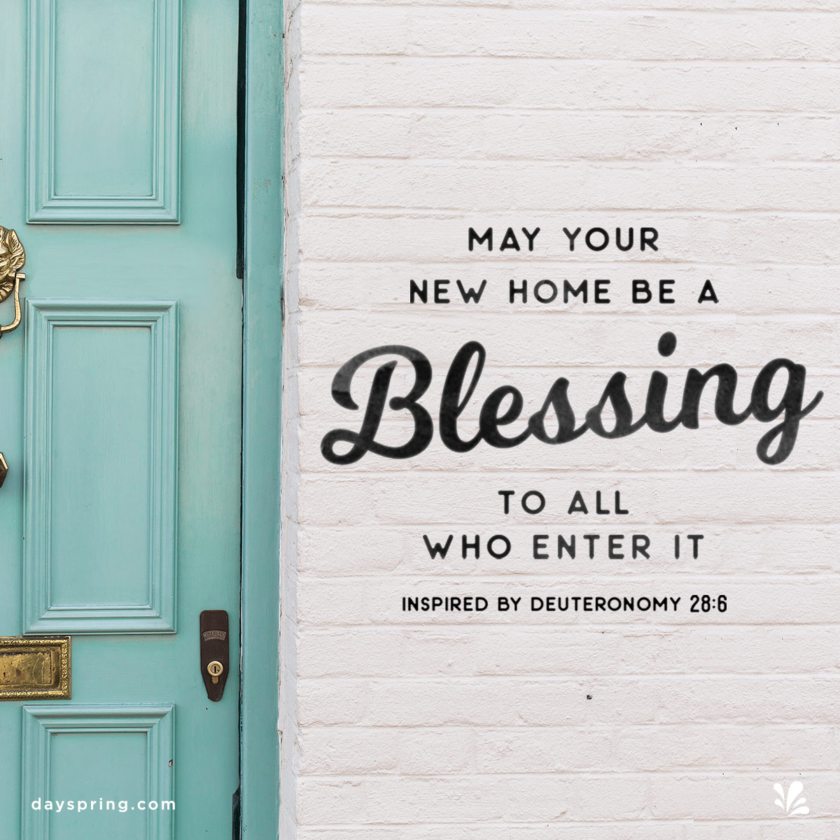 Blessing of a New Home