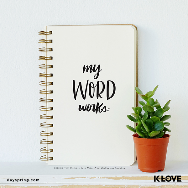 Love Notes From God – My Word Works