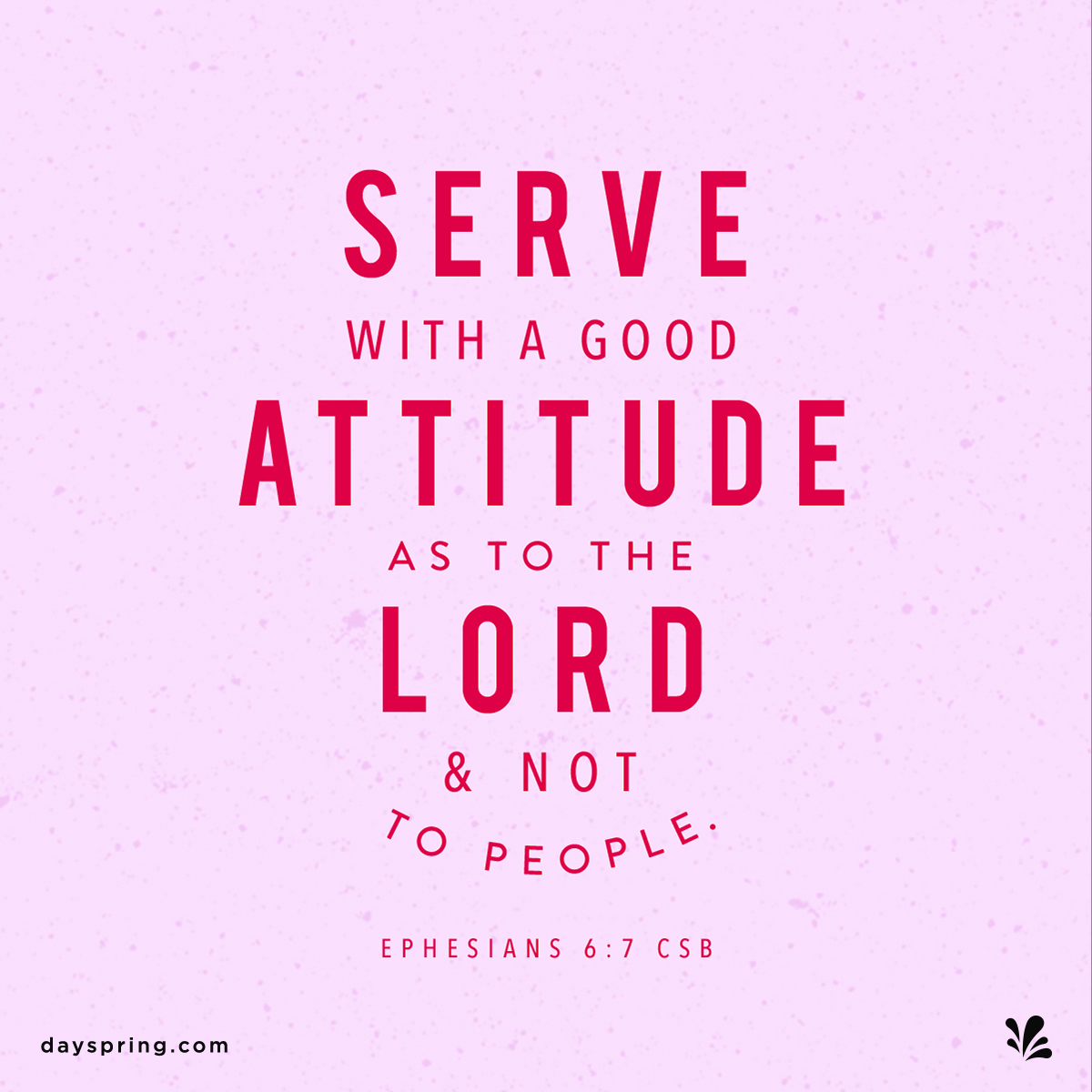 Serve the Lord – Care Dare