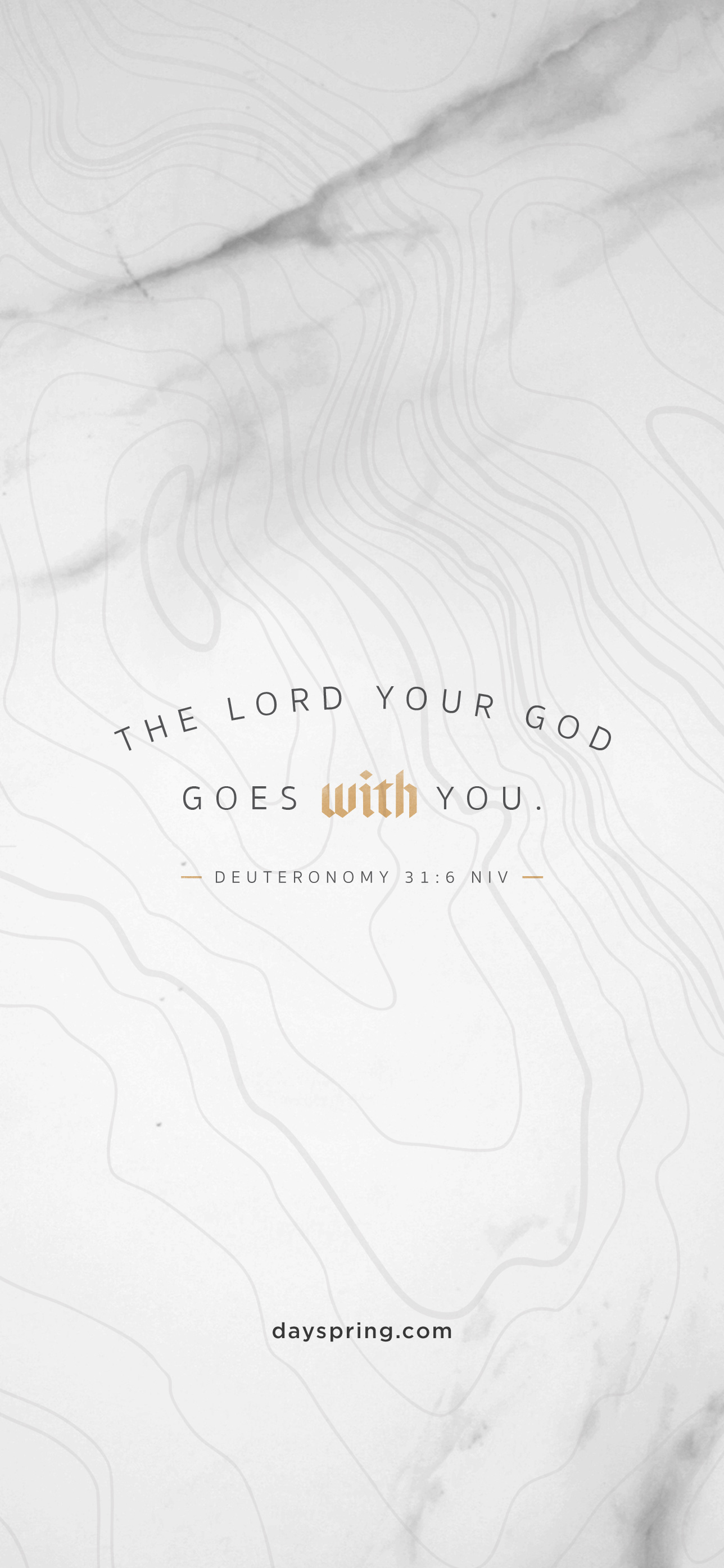 God Goes With