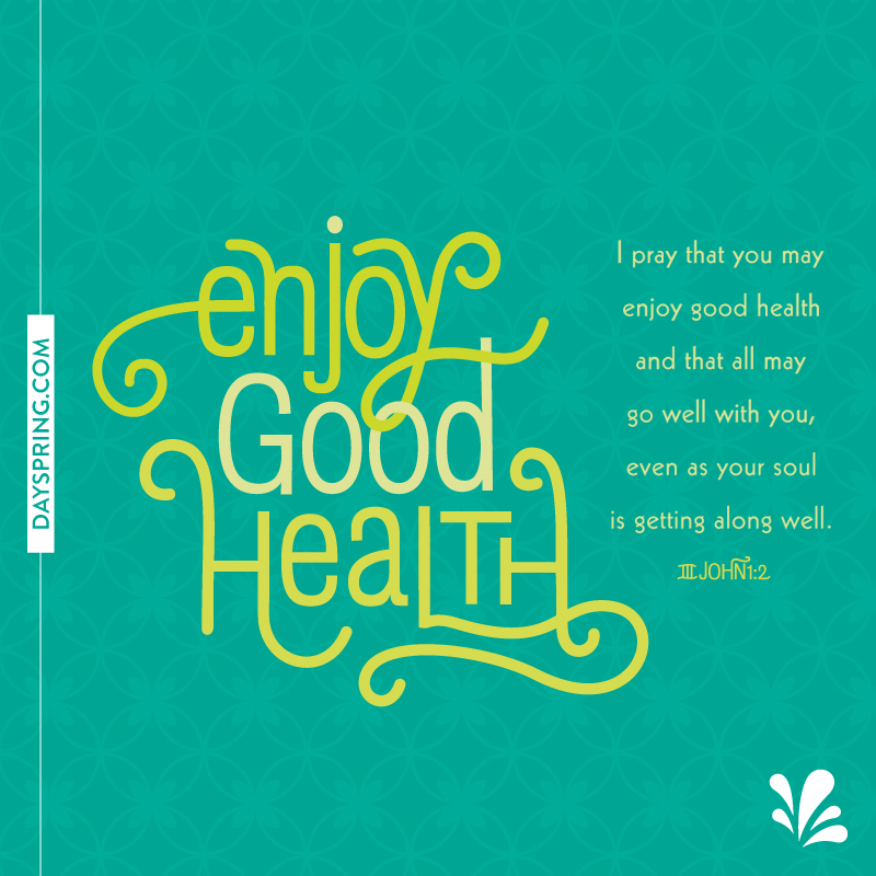 Enjoy Good Health